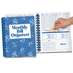 Items $9.99 and Under - Monthly Bill Organizer