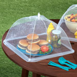 Outdoor Entertaining - Food Tents