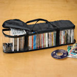 Gifts that Organize - CD Storage Bag