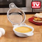 Small Appliances & Accessories - Microwave Egg Muffin Cooker