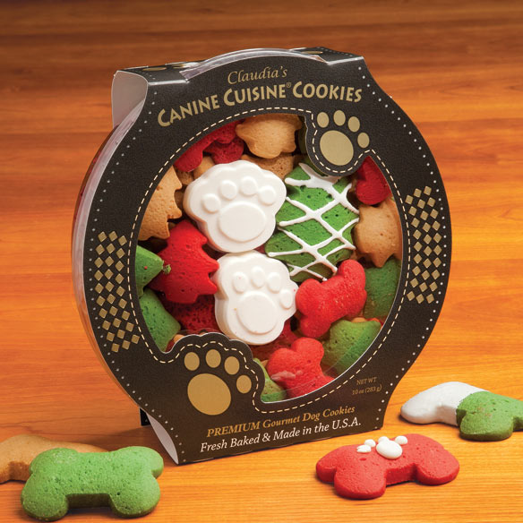 Christmas Dog Treats