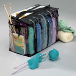 Clothes Care - Knitting Tote Bag