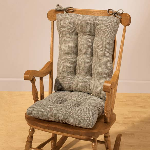 Tyson Rocking Chair Cushion Set - View 1