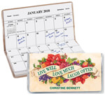 Calendars - Live, Love, Laugh 2 Year Personalized Planner
