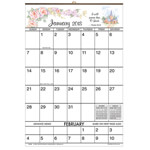 Calendars - Bible Verse 1 Year Large Calendar