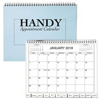 Labels & Stationery - 5 Year Monthly Appointment Calendar