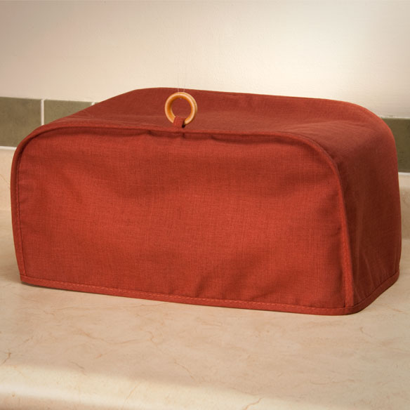 Solid Color Toaster Oven Cover - View 1