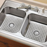 Cleaning & Repair - Kitchen Sink Mats And Sink Divider Mat