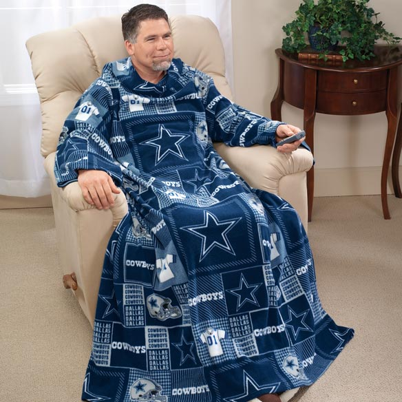 NFL Pillow Snuggie™ - View 1