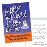 Gifts for the Reader - Laughter Was Created For Days Like This