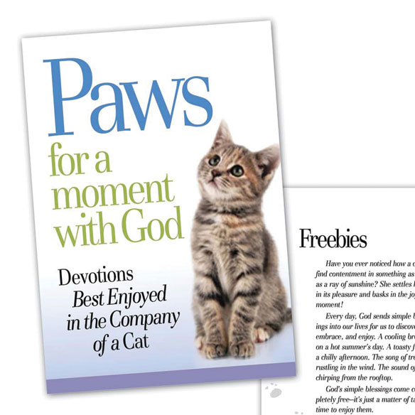 Paws For A Moment With God