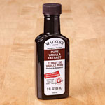 Holiday Helpers for the Kitchen - Watkins® Pure Vanilla Extract - 2 oz.