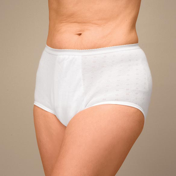 12 Oz. Incontinence Underwear For Women - View 1