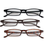 Eye, Ear & Throat - 3 Pack Reading Glasses