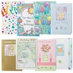 Buy 2 and Save! - Assorted Birthday Cards - Set Of 24