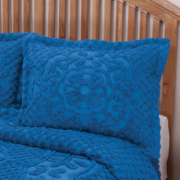 Martha Chenille Sham by OakRidge™ Comforts - View 1