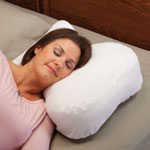Bedroom Basics - Sound Sleeper Neck And Shoulder Pillow
