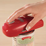 Thanksgiving Cooking Helpers - Hands-free Can Opener