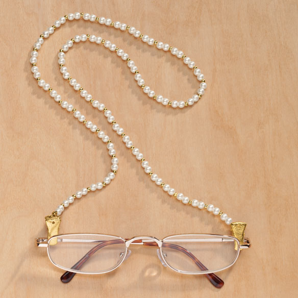 Beaded Eyeglass Chain