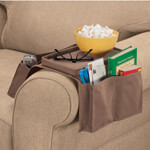 Home Organization - Armchair Caddy