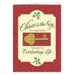 World Religion Day  - The Key to Christmas Card Set of 20