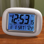 Gifts for Him - Large Screen Atomic Clock
