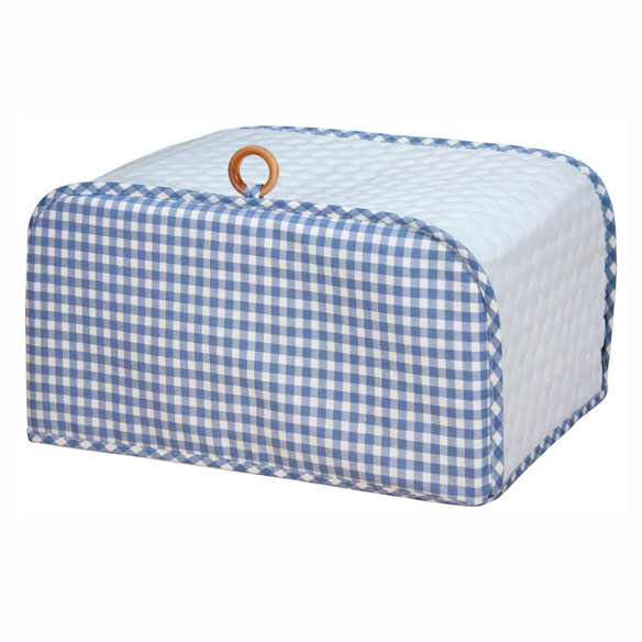 Gingham Toaster Oven Cover