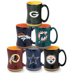 Quick Gift Ideas - NFL Coffee Mugs