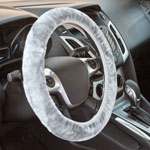 Comfy & Cozy - Steering Wheel Cover