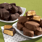 Stocking Stuffers - Milk Chocolate Sponge Candy - 13 oz.