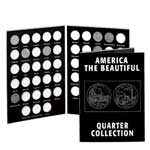 Gifts Under $10 - America The Beautiful Quarters Album