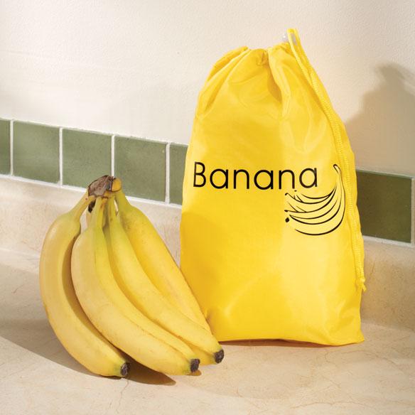 banana storage bag banana bag banana in fridge. Black Bedroom Furniture Sets. Home Design Ideas