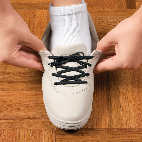 Elastic Shoe Laces - 3 Pair