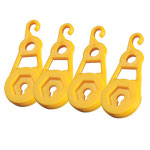 Outdoor - Tarp Clamps - Set of 4