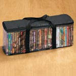 Home Organization - DVD Storage Case