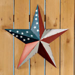 Perfect Cookout - American Barn Star by Maple Lane Creations™
