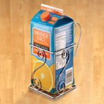 Closeout Deals - Metal Carton Holder