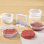 Outdoor Entertaining - Hamburger Maker Set