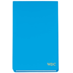 Robins' Egg Blue Personalized Jotter Pad