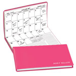 Calendars - Pink Personalized 2 Year Pocket Planner