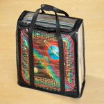 Back in Stock - Vinyl Record Carrying Case