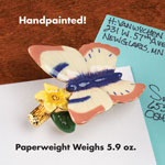 View All Sale - Butterfly Paperweight