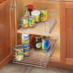 Flash Sale - Roll Out Cabinet Organizer