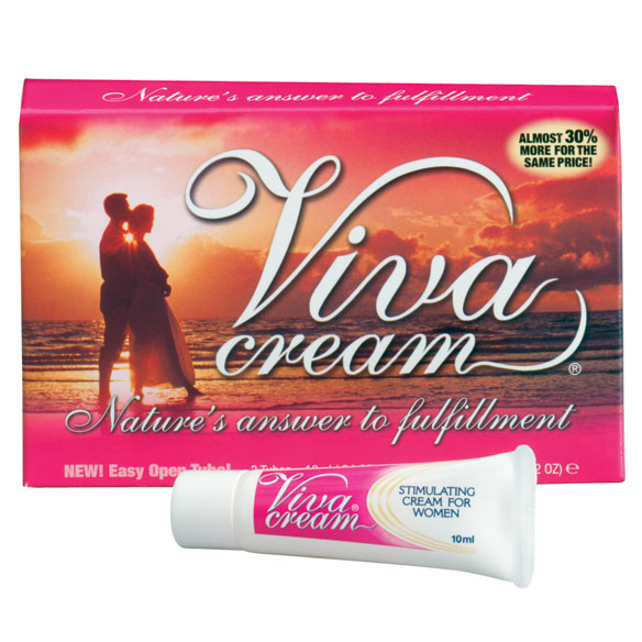 Viva Cream® Arousal Gel For Women