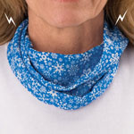Holidays & Gifts Sale - Snowflake Neck Cowl