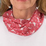 Holidays & Gifts Sale - Peppermint Candy Fashion Cowl