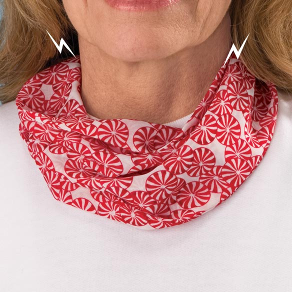 Peppermint Candy Fashion Cowl