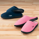 Comfy & Cozy - Easy Comforts Style™ Memory Foam Slippers