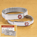 Supplements & Creams - Medical ID Bracelet