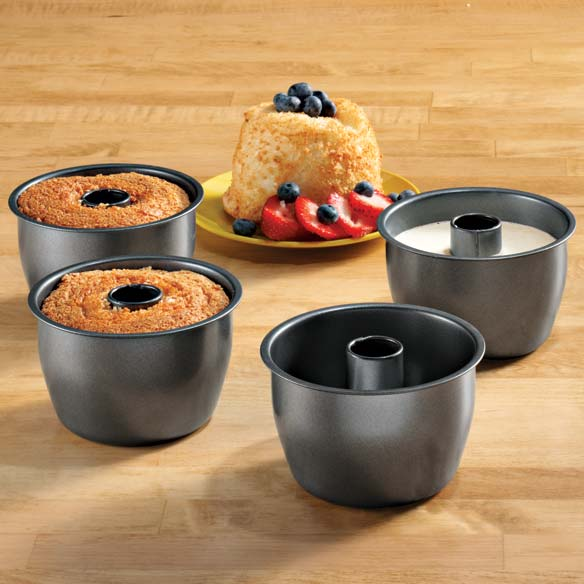 Mini Angel Food Cake Pans - Set of 4 - View 1
